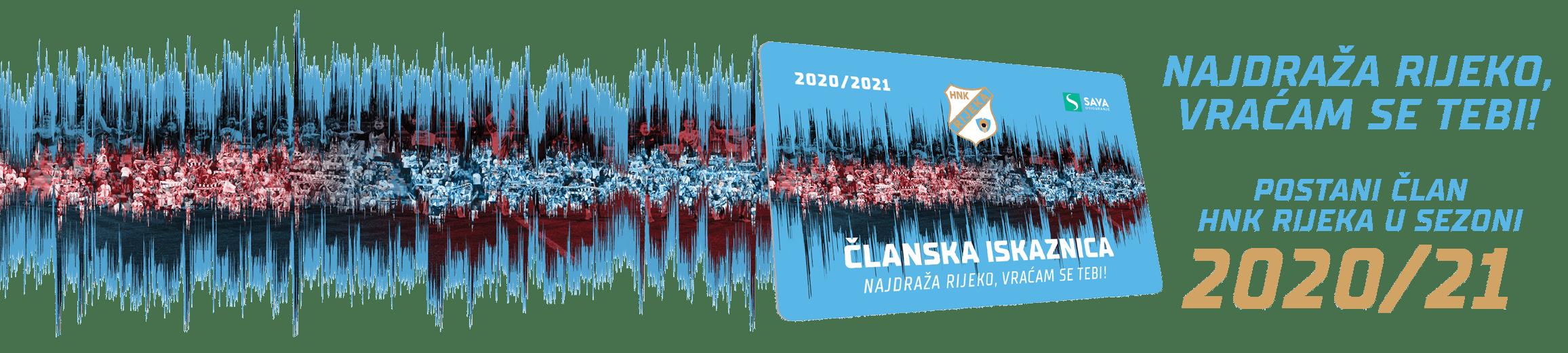 HNK RIJEKA Sezona 2019/20